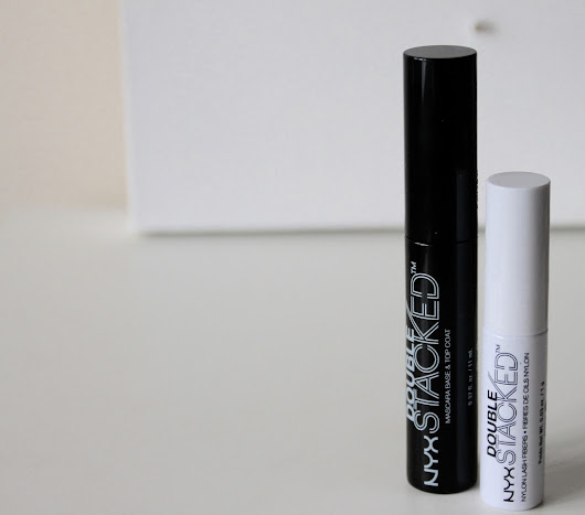 BethMayBlogs | Beauty and Lifestyle Blog: REVIEW: NYX Double Stacked Fibre Mascara