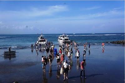 Wisata Pantai Sanur di Bali, Objek Wisata yang Tidak Suka Keramaian