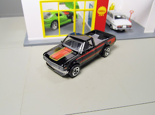 Hot Wheels exclusive decoration Datsun 620 jdm