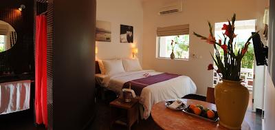 Questa potrebbe essere la vostra camera se siete nei pressi di Siem Reap