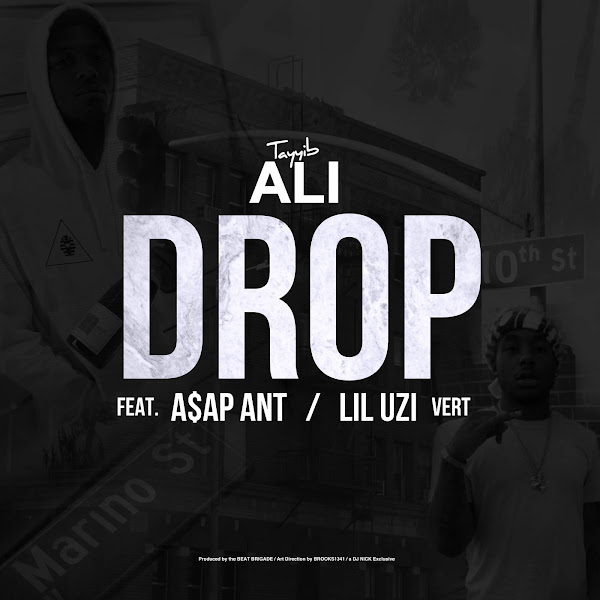 Tayyib Ali - Drop (feat. A$AP Ant & Lil Uzi Vert) - Single Cover