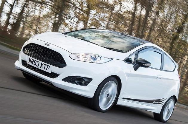 Fiesta Ecoboost chiếc xe tầm trung mang khả năng vượt trội