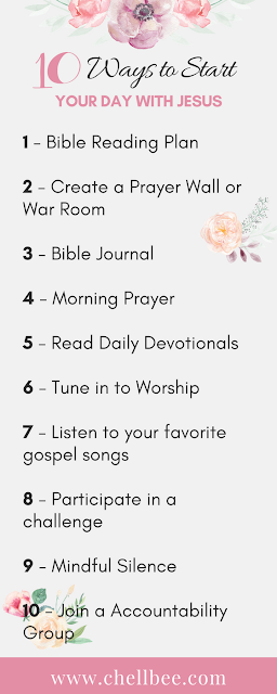 Bible Journaling | What better way to improve your day? Transform your day by inviting Jesus into your morning. #bibleverse #bible