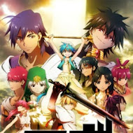 Magi : Labyrinth of Magic