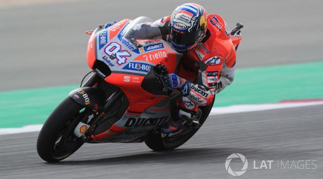 Dovizioso Juara MotoGP Qatar, Marquez Kedua, Rossi Ketiga