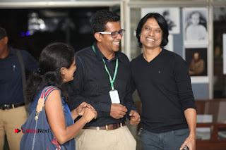 Iraivi Team Pos at 14th Chennai International Film Festival Event  0010.jpg