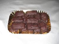 Torroncini morbidi al cioccolato