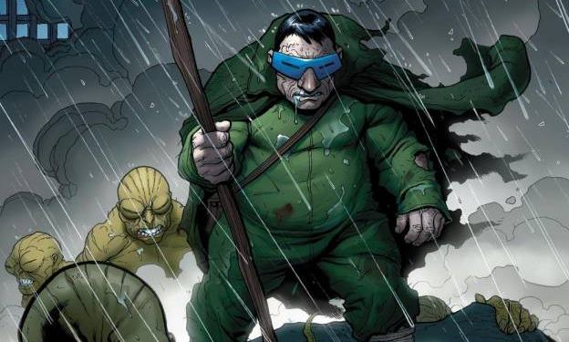 Mengenal Mole Man (Harvey Rupert Elder) dari Marvel Comic
