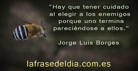 Mensaje de J. Luis Borges