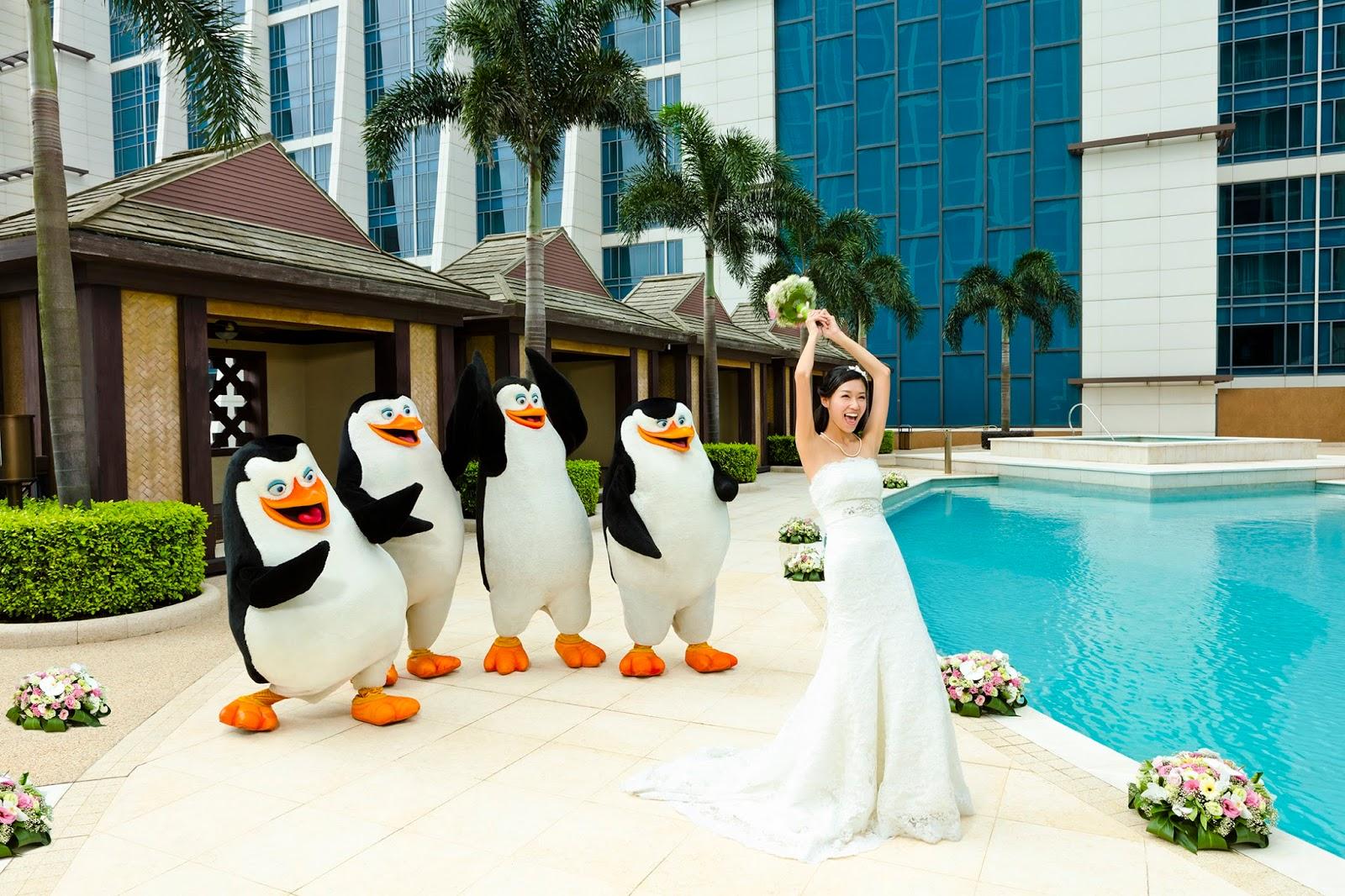 Westin macau wedding