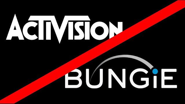 Bungie ушла от издательства Activision, забрав права на Destiny