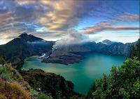 tempat wisata di lombok, obyek wisata di lombok, wisata di lombok, wisata lombok, segara anak rinjani, danau segara anak, segara anakan