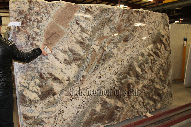 Marble & Granite countertops sample colors