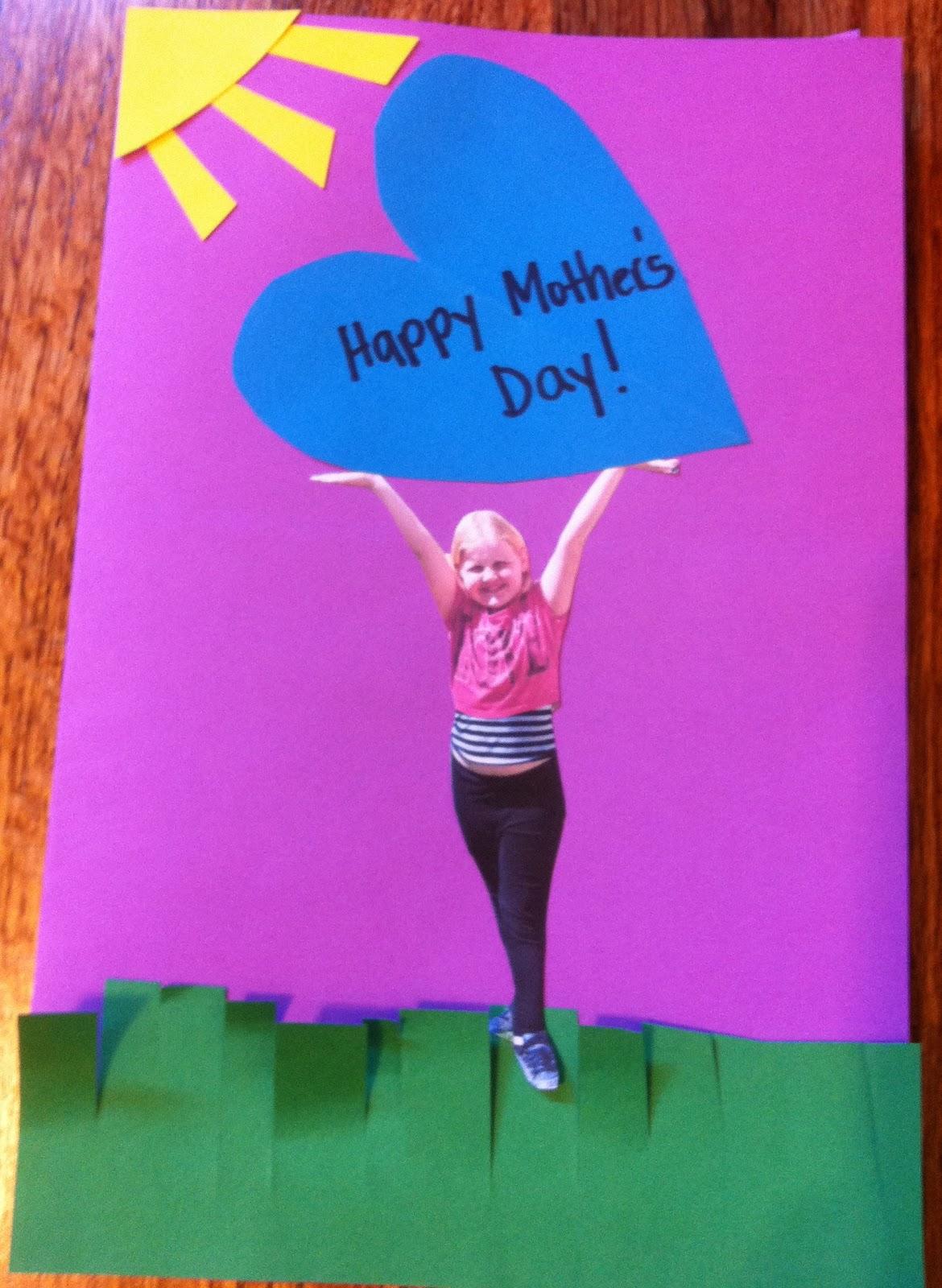 dear mommy mother u0027s day card teacher idea factory