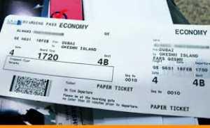 Tiket Pesawat Murah Menjadi Kebutuhan Traveling