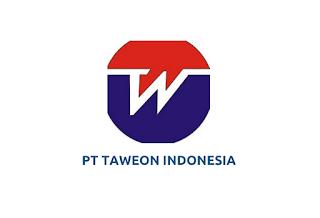 LOKER Lowongan Kerja Jababeka PT Taewon Indonesia Cikarang