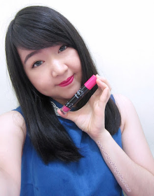 Pixy Lip Cream Edgy Plum Review