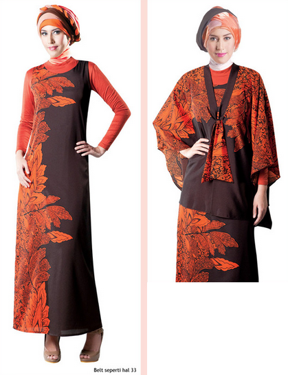 Gambar Fashion Busana Muslim Indonesia