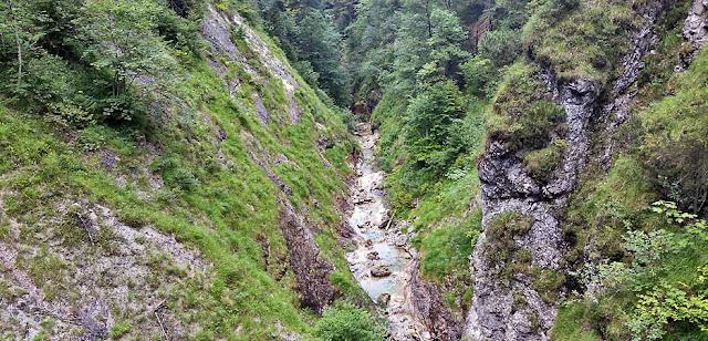 Schmales Alpental