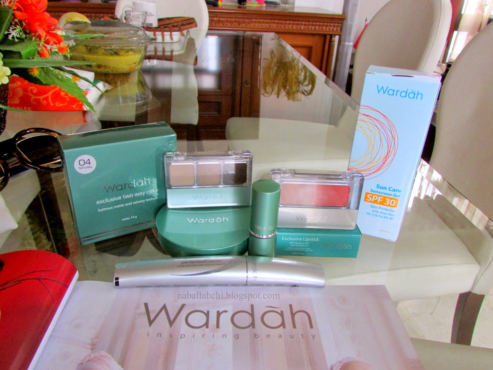 Naballah Chi: MY WARDAH COSMETICS: A CRITIQUE & REVIEW