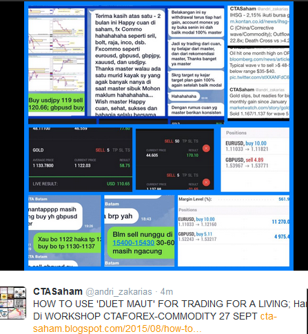 Group bbm trader forex