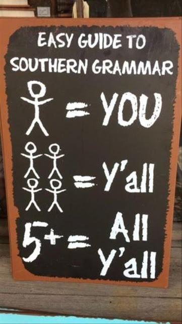 Redneck Grammar