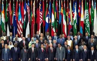 Ciri-Ciri Politik Luar Negeri Indonesia