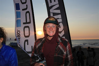 Mathias Vanoverbeke wint Quiksilver Longboard Classic 2013