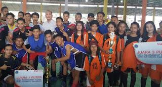 Imoki Gelar Turnamen Futsal