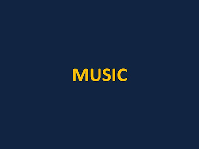 Telegram channel for music albums