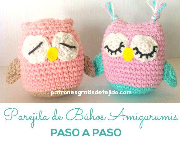 Amigurumi Owl - FREE Crochet Pattern / Tutorial | Buho amigurumi ... | 469x578