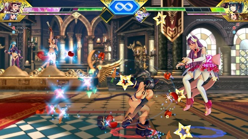 SNK Heroines: Tag Team Frenzy Gameplay