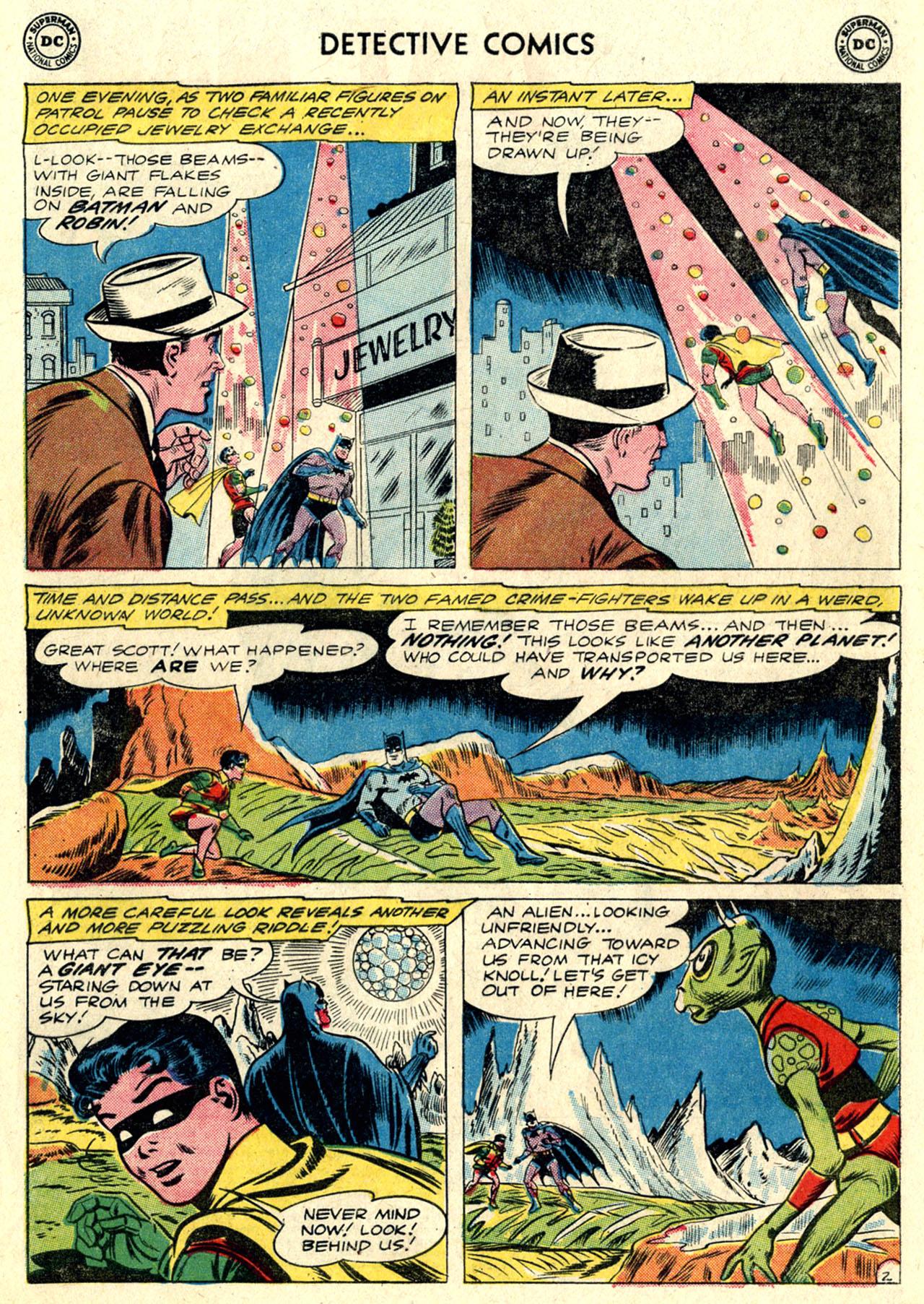 Detective Comics (1937) 299 Page 3