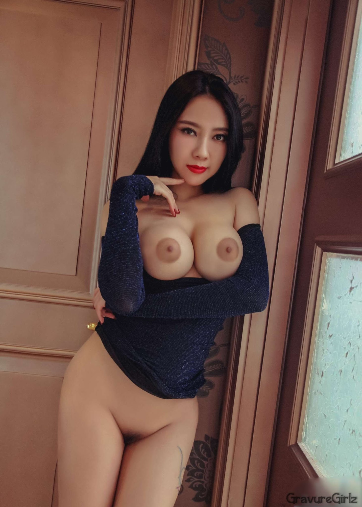 Victoria Song Guo   Innocent Naked Bitch   Gravure -2123