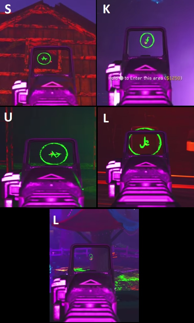 Rave In The Redwoods Guide : redwoods, guide, Zombified, Zombie, Layouts,, Secrets,, Easter, Walkthrough, Guides:, Ghosts, Skulls, Arcade, Machine, Guide, Redwoods, Infinite, Warfare