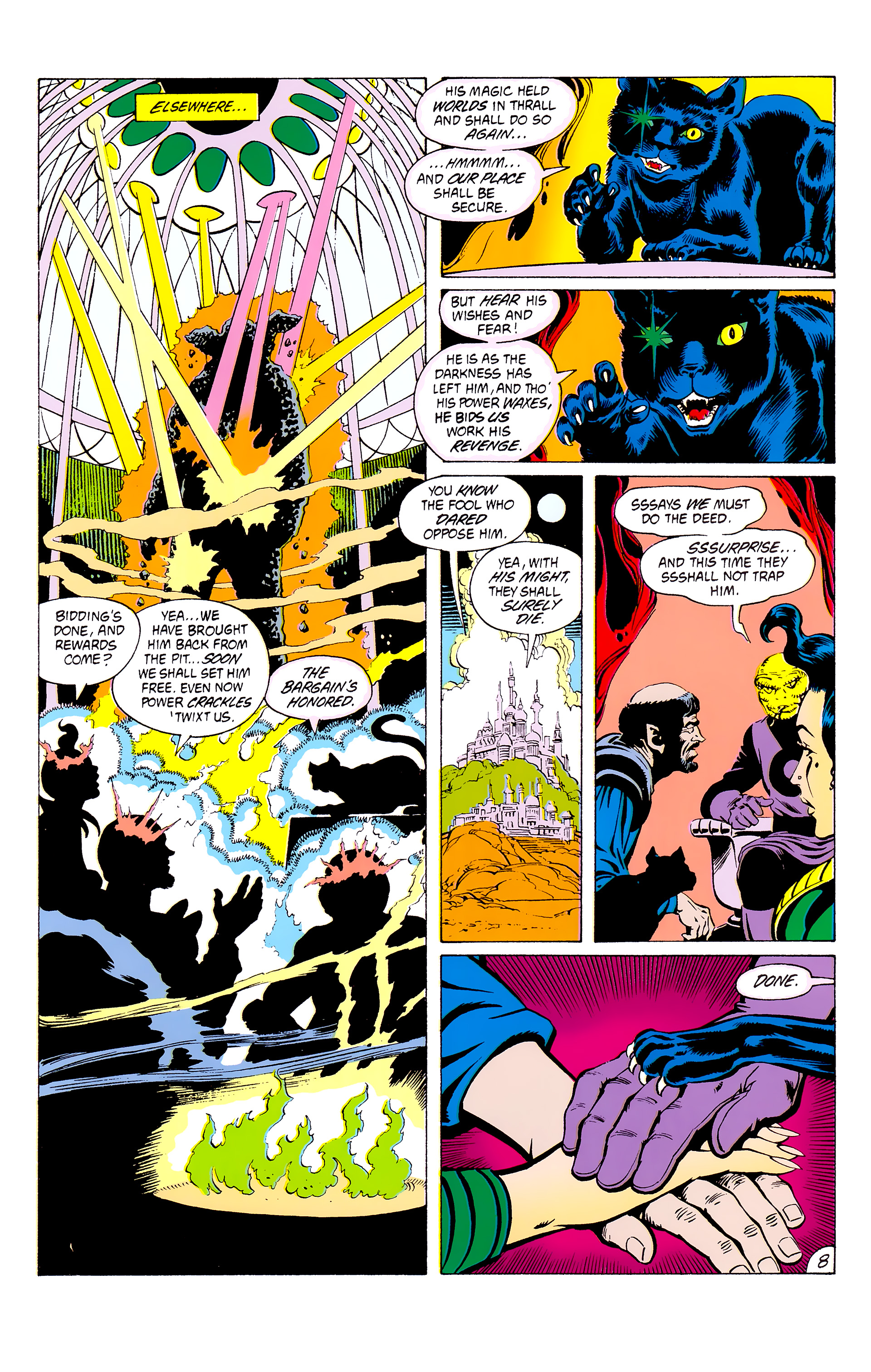 Legion of Super-Heroes (1980) _Annual_3 Page 8