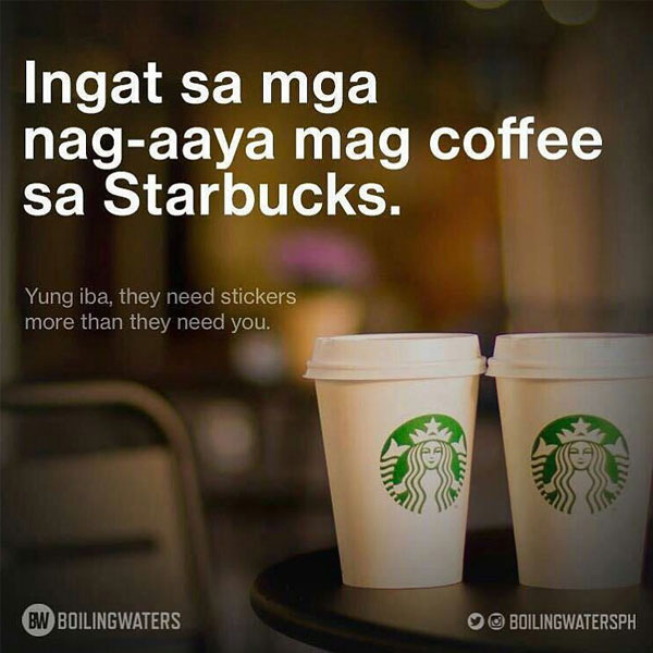 Kris Aquino has a funny reaction over a Starbucks meme; invites author for a coffee date