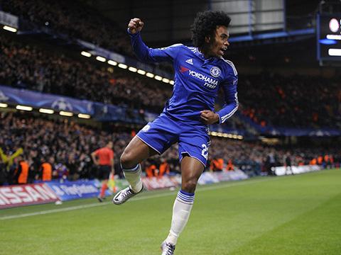 Bảng G Champions League: Chelsea và Dynamo Kiev tiến vào vòng knock-out