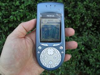 Nokia jadul 3650