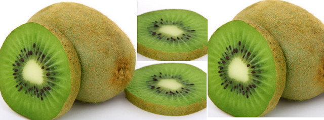 Kiwi Fruit Hydrates Hair
