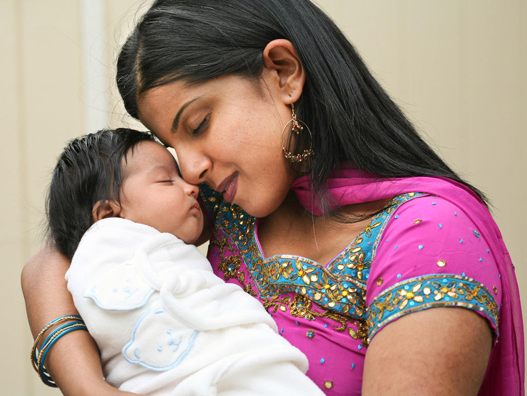 Mothers: Goddesses in Disguise!