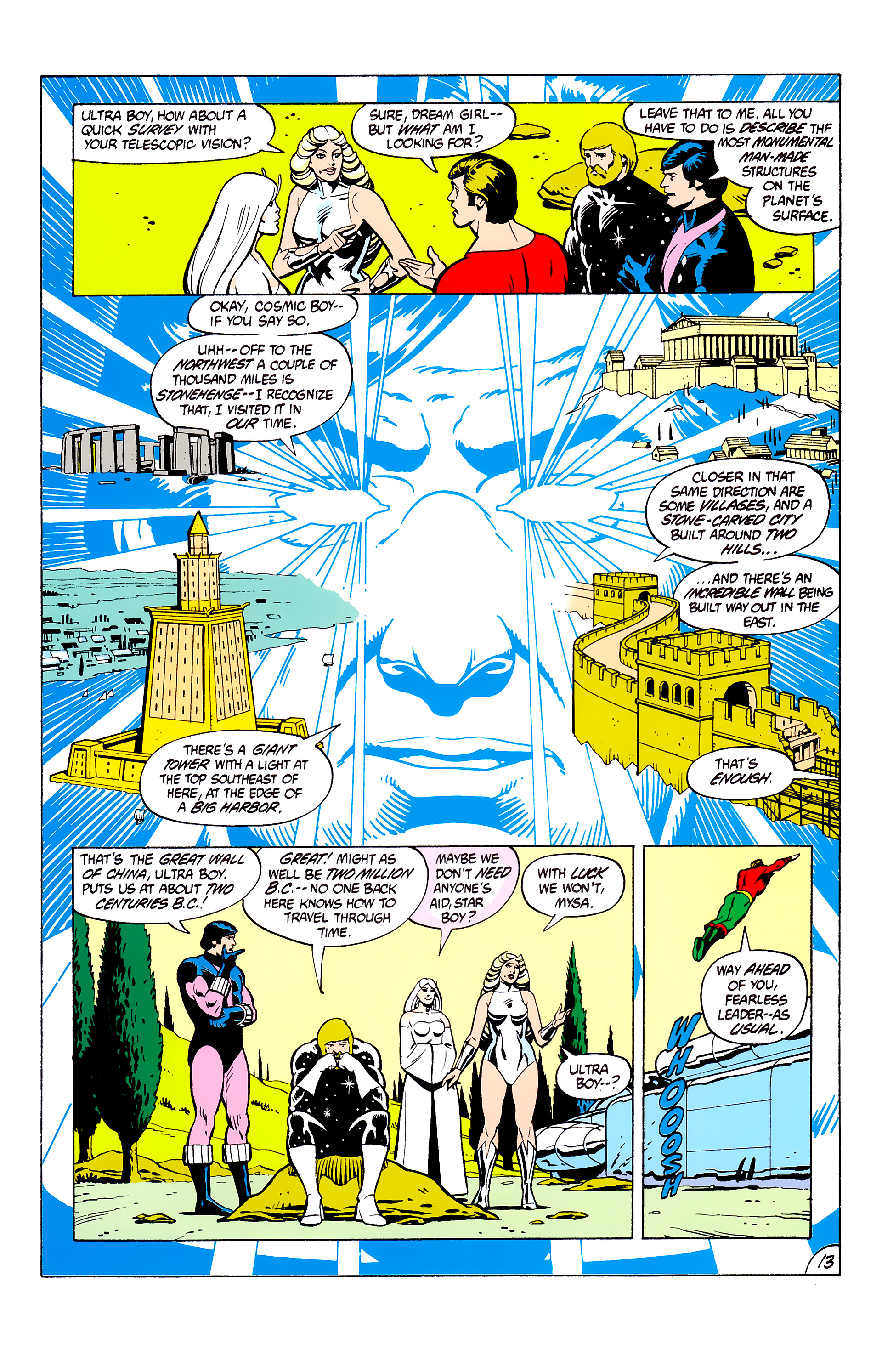 Legion of Super-Heroes (1980) _Annual_2 Page 13