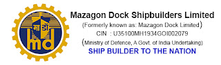 Mazagon Dock Recruitment 2019 - www.mazagon.in