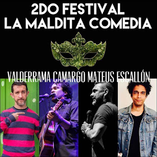 2do Festival de Stand-Up Comedy | Teatro La Maldita Vanidad