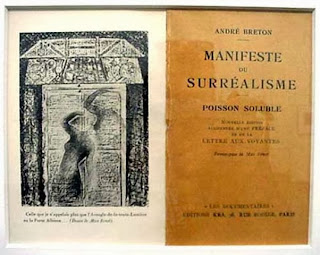Manifiesto surrealismo liderado por André Breton