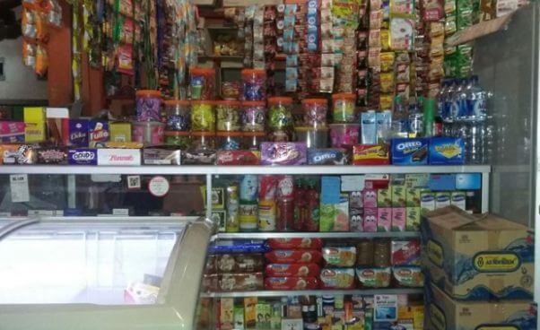 Modal awal untuk membuka toko sembako di rumah