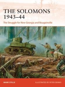 The Solomons 1943–44