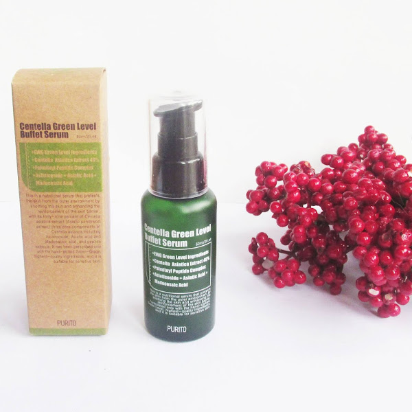 Review Purito Centella Green Level Buffet Serum