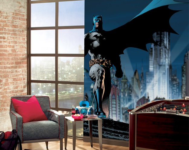 Batman Wall Mural