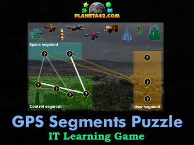 GPS Сегменти Пъзел